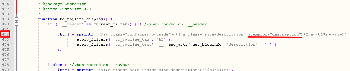 Описание сайта